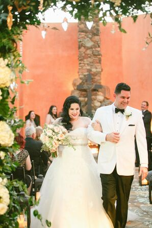 Recessional from Agave Real in Katy, Texas