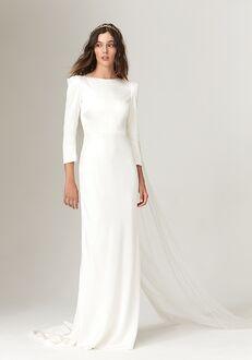 Savannah Miller Gwendolyn Sheath Wedding Dress