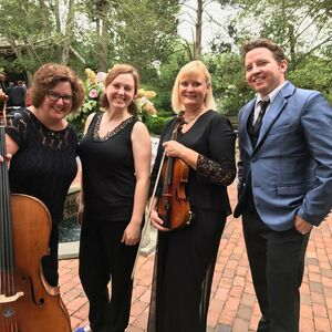 Woodland Park, NJ Classical Violinist | Sweet Harmony ~ Live Music For Special Events