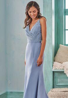 B2 Bridesmaids by Jasmine B203007 V-Neck Bridesmaid Dress