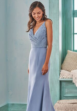 B2 Bridesmaids by Jasmine B203007 V-Neck Bridesmaid Dress