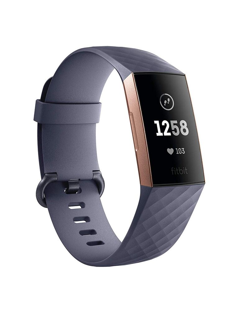 Fitbit fitness tracker gift for wife