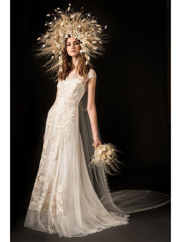 Vintage A-line Wedding Dresses