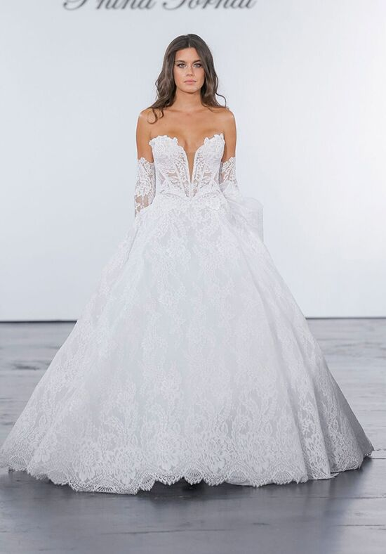 Pnina Tornai for Kleinfeld 4637 Wedding Dress - The Knot