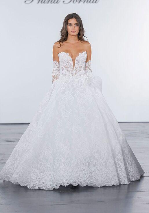 Pnina Tornai for Kleinfeld 4637 Wedding Dress - The Knot