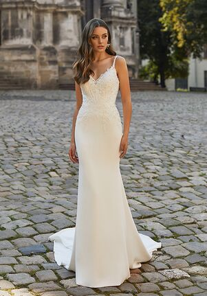 Moonlight Collection J6815 Mermaid Wedding Dress