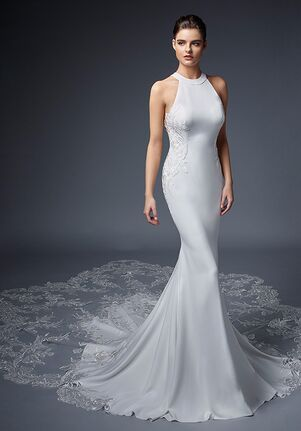 ÉLYSÉE VIONNET Mermaid Wedding Dress