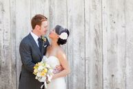 The Bride Hong Tran, 32, manages commercial real estate for Pacific Eagle Holdings Corporation The Groom Christopher Leahey, 43, a facilities speciali