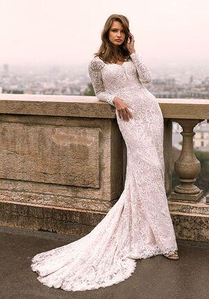 Madi Lane ML7719 | Izadore Sheath Wedding Dress