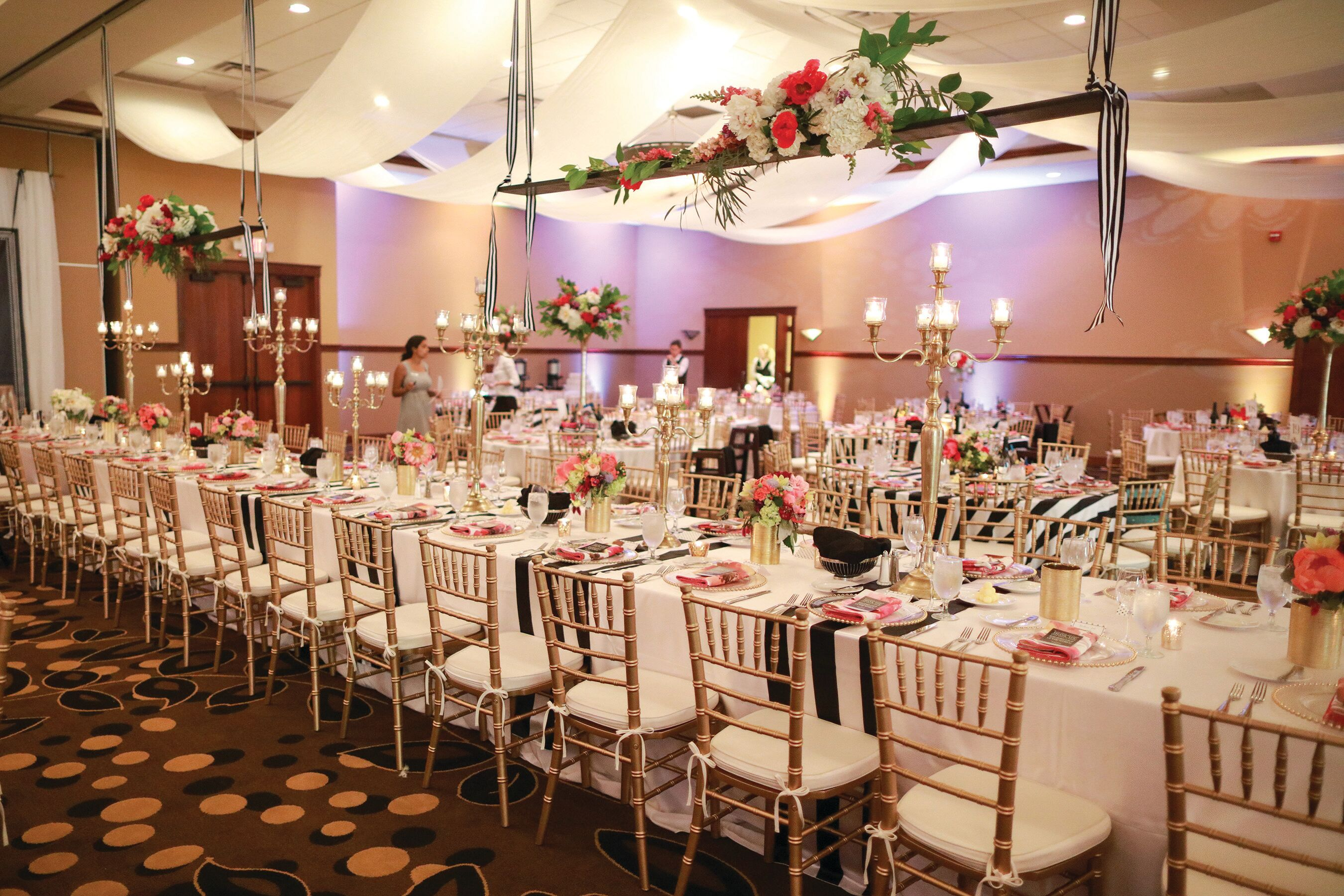 Per Plate Dinner Wedding Reception Choice Image