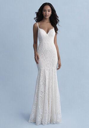 Disney Fairy Tale Weddings D265 - Pocahontas Sheath Wedding Dress