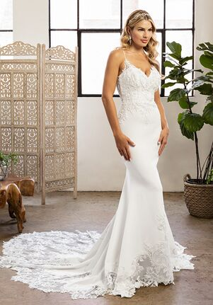 Beloved by Casablanca Bridal BL327 Emerson Mermaid Wedding Dress