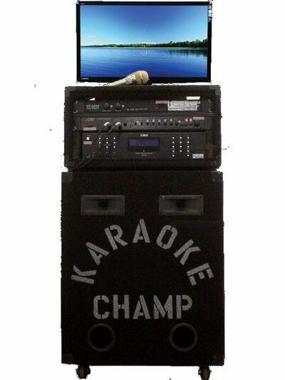 Karaoke Champ