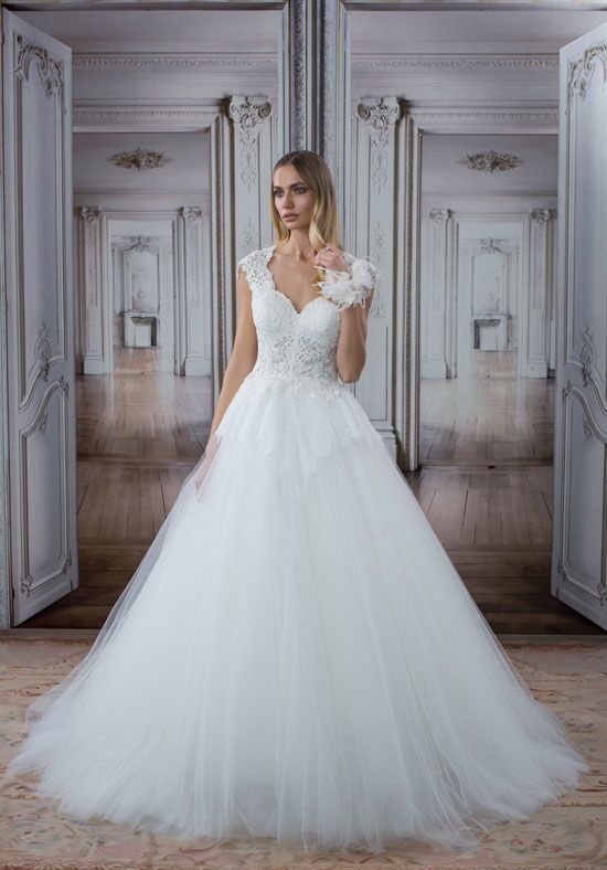 LOVE by Pnina Tornai for Kleinfeld Wedding Dresses