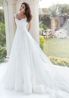 7ce2523cec39 Alessandra Rinaudo Collection LESIA AR 2018 A-Line Wedding Dress