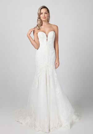 Michelle Roth for Kleinfeld Scoville Wedding Dress