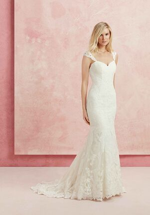 Beloved by Casablanca Bridal BL218 Harmony Sheath Wedding Dress