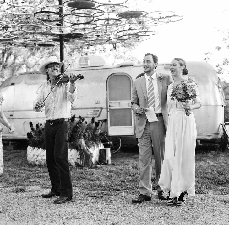 Wedding Fiddle Player