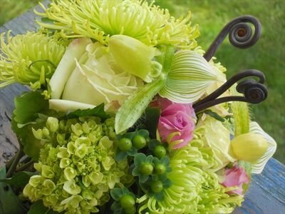 Fiddleheads Flowers & Vintage Chic Gifts