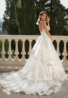 Justin Alexander 88098 Ball Gown Wedding Dress