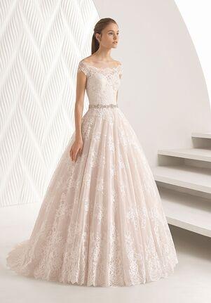 Rosa Clará AMARILE Ball Gown Wedding Dress