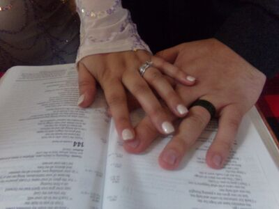 Ward wedding services