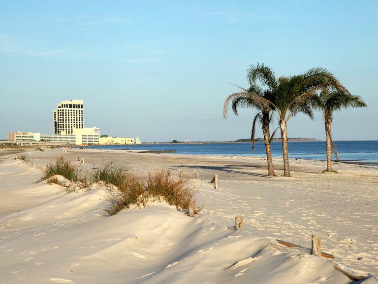 beach in biloxi mississippi