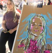 Los Angeles, CA Caricaturist | Caricatures by Quincy
