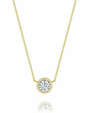 Tacori Fine Jewelry FP 670 6.5 Y Wedding Necklace photo