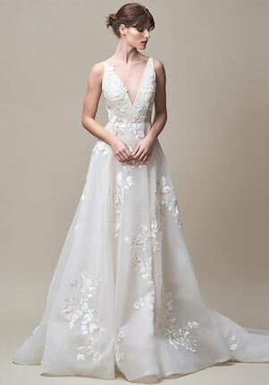 Jenny Yoo Collection Jackie A-Line Wedding Dress