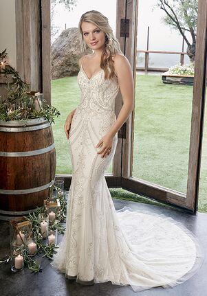 Casablanca Bridal 2430 Kendall Mermaid Wedding Dress