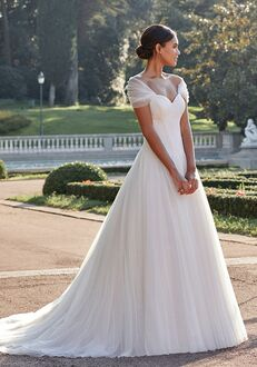 Sincerity Bridal 44134 Ball Gown Wedding Dress