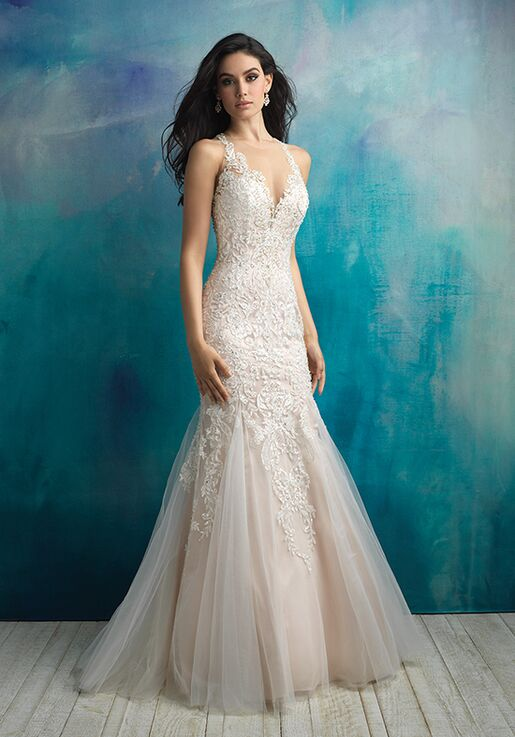 Allure Bridals 9511 Mermaid Wedding Dress