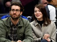 Emma Stone Husband Dave McCary wedding