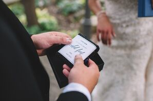 Funny Bride's Gift to Groom