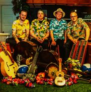 New York City, NY Cover Band | The Swingin' Palms - Hawaiian Band