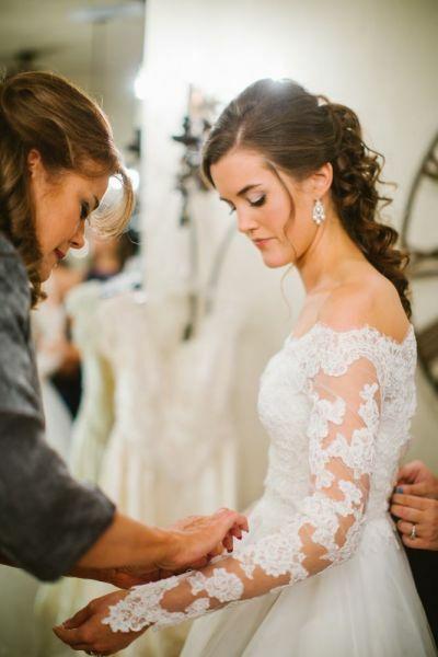 Kristin Johnston Bridal