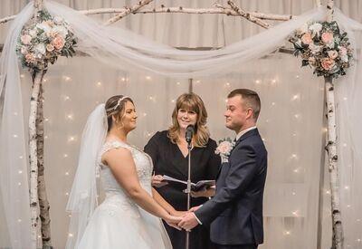 Sabra Dettore,  Wedding Officiant