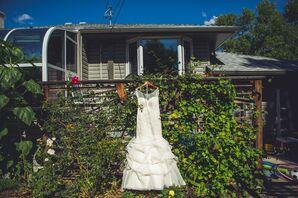 Paloma Blanca Mermaid Wedding Dress