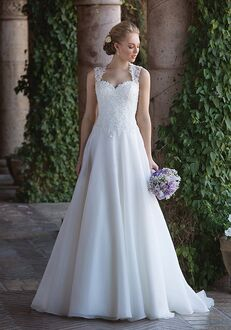 Sincerity Bridal 4009 A-Line Wedding Dress