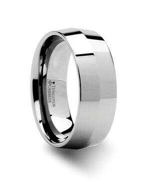Mens Tungsten Wedding Bands W230-KEC Tungsten Wedding Ring
