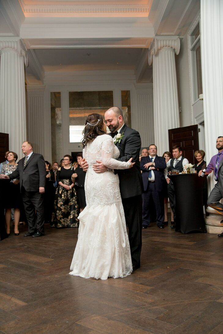 First Dance at Kimpton Hotel Monaco Pittsburgh