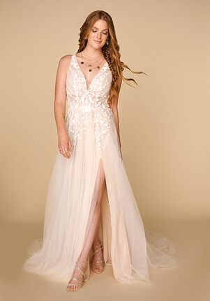 All Who Wander Ziggy A-Line Wedding Dress