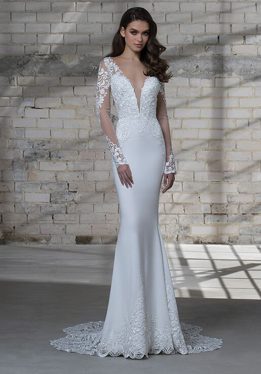 Love By Pnina Tornai For Kleinfeld 14673 Wedding Dress The Knot