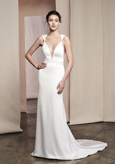 Justin Alexander Signature Kalina Mermaid Wedding Dress