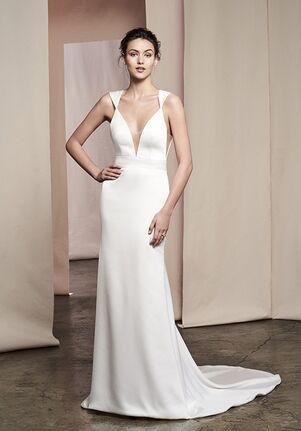 Justin Alexander Signature Kalina Mermaid Wedding Dress