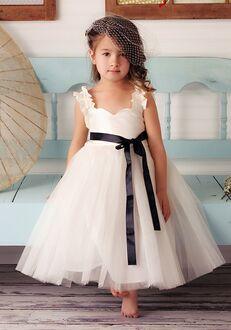 FATTIEPIE grace original Flower Girl Dress
