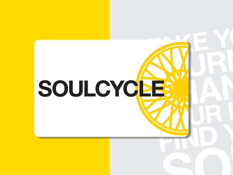 Soulcycle E Gift Card
