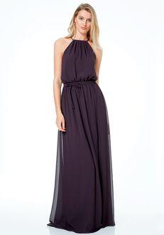 #LEVKOFF 7037 Halter Bridesmaid Dress