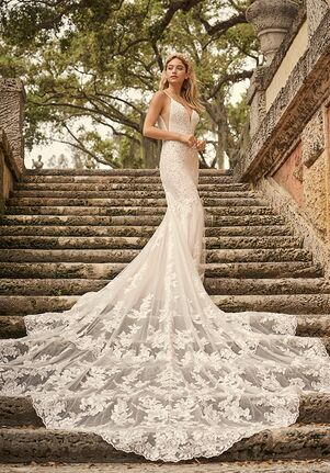 Maggie Sottero FONTAINE Mermaid Wedding Dress